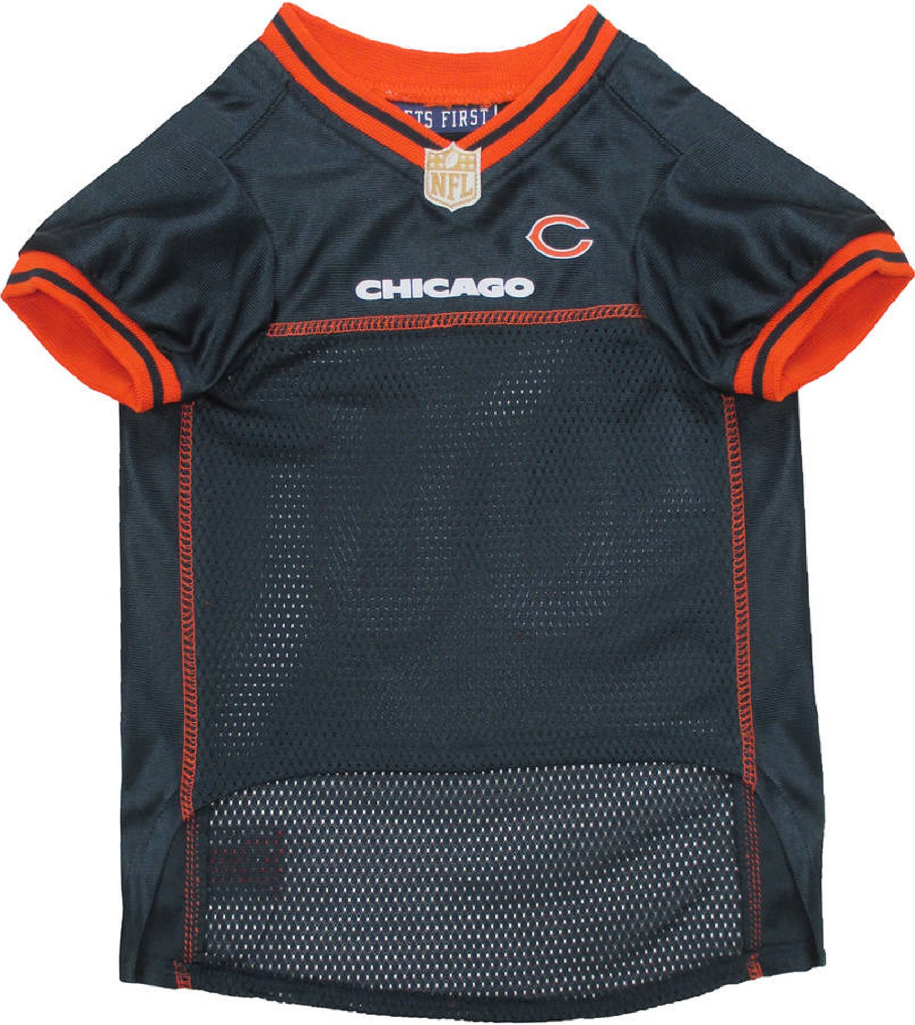 Chicago Bears NFL Team Jersey Pet Wear (X Small ) | Discount Party  supplier