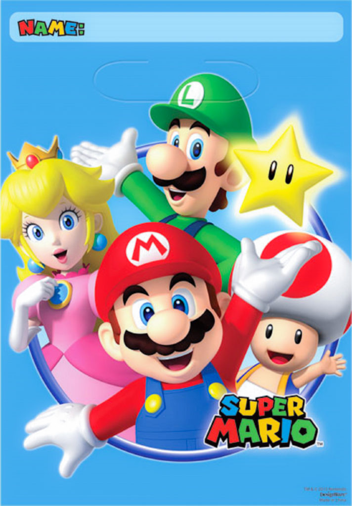 This is a graphic of Comprehensive Mario Bros Picture
