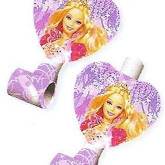 ~ Birthday Party Supplies Mattel Doll 8 BARBIE 12 Dancing Princesses BLOWOUTS