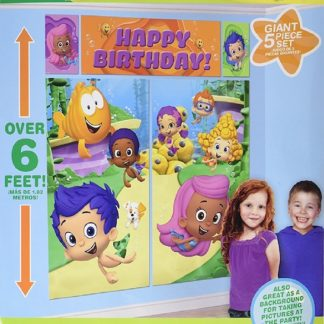 PARTY SUPPLIES GIANT SCENE SETTER WALL DECORATION KIT ~~~PHINEAS AND FERB~~~1