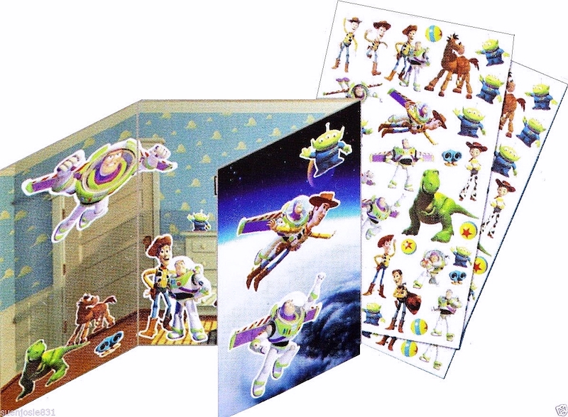 Disney Fairies with Animals 25 Collector Stickers