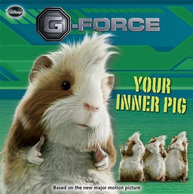 G-Force Your Inner Pig book